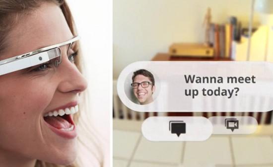 glass amigos - óculos da google