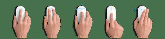 Mouse da novo IMAC - Apple