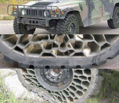 Resilient Tecahnologies - Carro militar