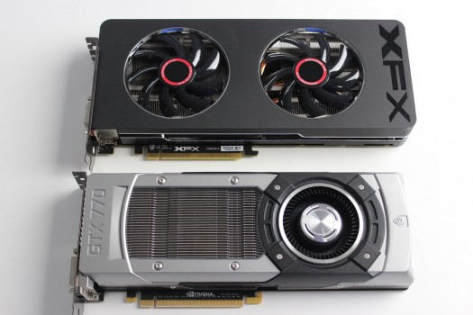 GTX 770 vs AMD R9 280X