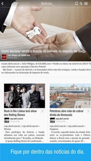 Flipboard Sua Revista Social