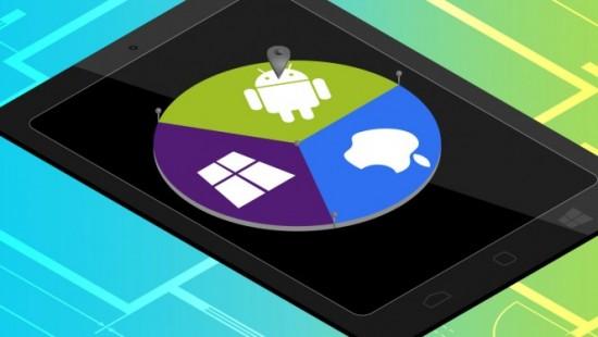 sistemas operacionais tablet