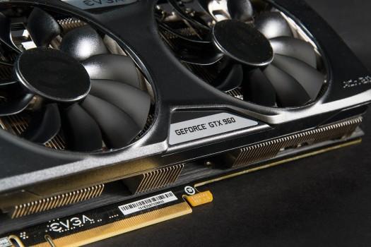 GTX 960 - EVGA SC