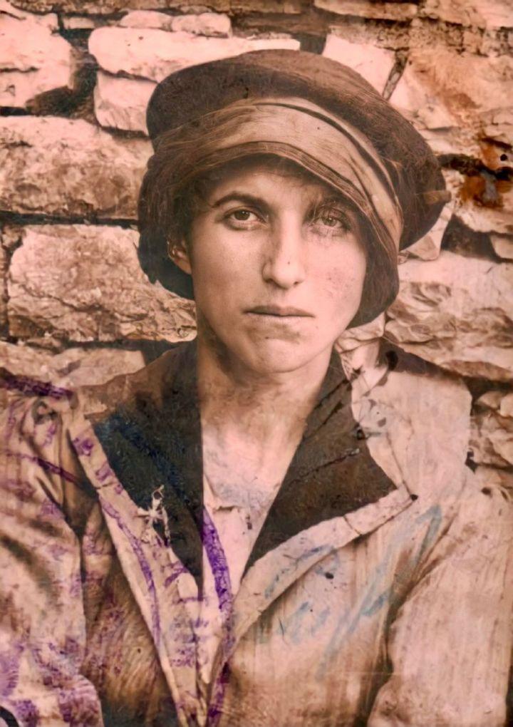Urani Rumbo in Women's Rights in Albania