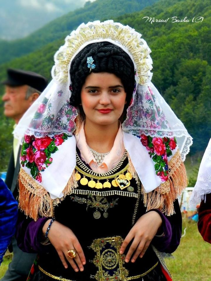 Costume of Traditional Northern Albanian Women, Women's Right in Albania