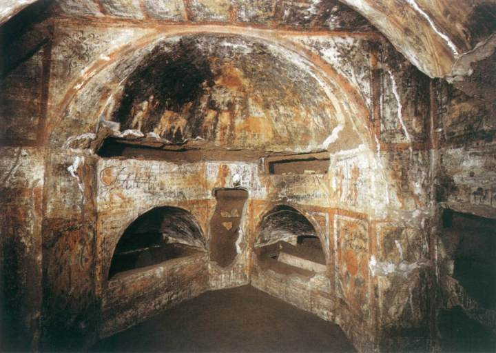 Catacombs of Domitilla