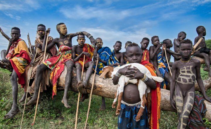 Endangered Mursi Tribe In Ethiopia