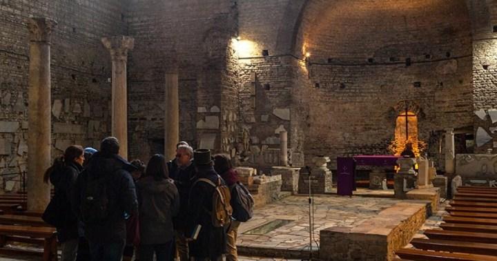 Saint Domitilla Chapel