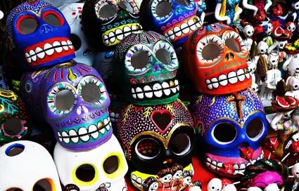 Handmade Sugar Skulls