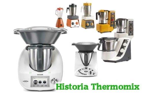Historia Thermomix