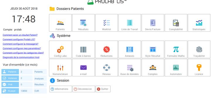 Prolab LIS 2.0