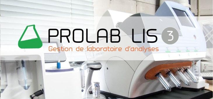 Prolab LIS 3.0 disponible très prochainement