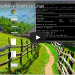 Instalando Bluefish Y Geany En Linux