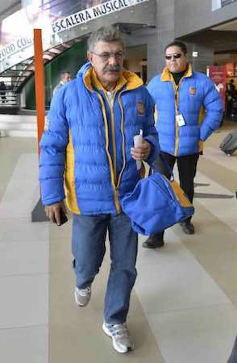 """El técnico Ricardo """"Tuca"""" Ferretti confía que Tigres despierte"""