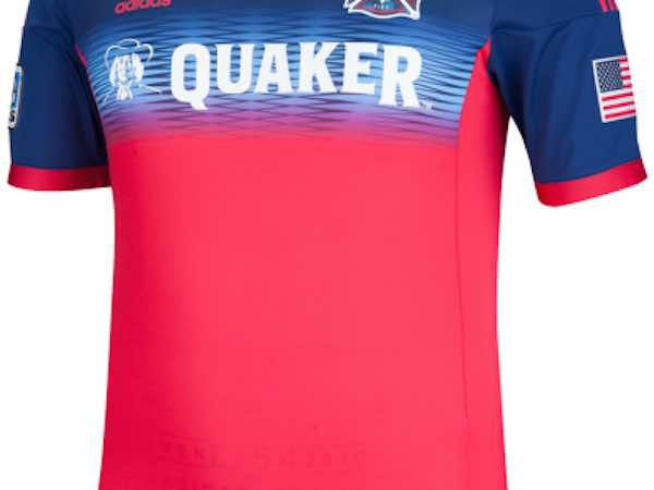 Chicago Fire Primary Jersey – Front