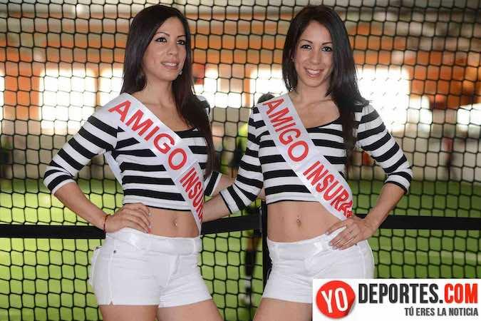 Violeta y Claudia