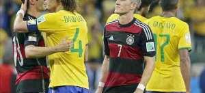"""Alemania con más goles en Brasil 2014, """"verdeamarela"""" la más goleada. EFE"""