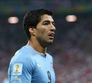 """Luis Suárez se despide de Liverpool """"con gran tristeza en el corazón"""". EFE"""