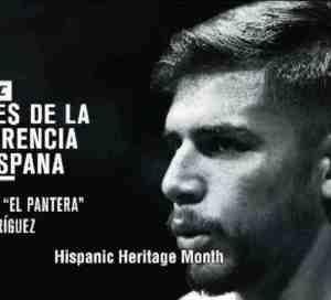 Yair Rodriguez UFC en el Mes de la Herencia Hispana