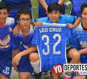 Chicago Red Wings Soccer League homenaje a Leo Cruz domingo 7 de febrero.