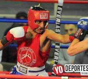 Yousif Saleh vs. Danny Vaz Da Costa Chicago Golden Gloves