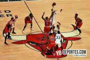 Los Bulls se despidieron ganando a los 76ers.