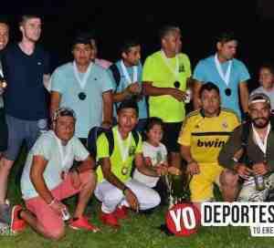 Dragones escupen fuego y son campeones en la Liga San José
