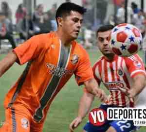Cayó un invicto en la Champions Guadalajara FC derrota a Chivas Allstars
