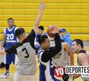 En fotos Windy City campeones de la Liga Azteca de Basketball