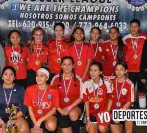 Toros Neza campeonas del Torneo Relámpago de Año Nuevo