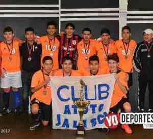 Atoto Jalisco campeones en Midway Soccer League