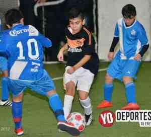 Chicago Dynamo es el campeón de Latino Premier Academy Soccer League