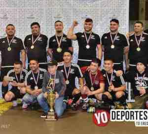 Comales de Doña Ana merecidos campeones de la Liga San Francisco