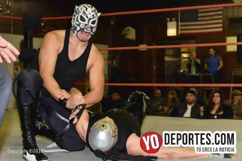 El Hijo del Pantera con Lucha Libre Total