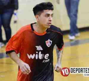 Iván Gómez se despacha con 5 goles en Liga Diablitos