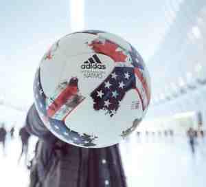 NATIVO el balón oficial para la temporada 2017 de la MLS