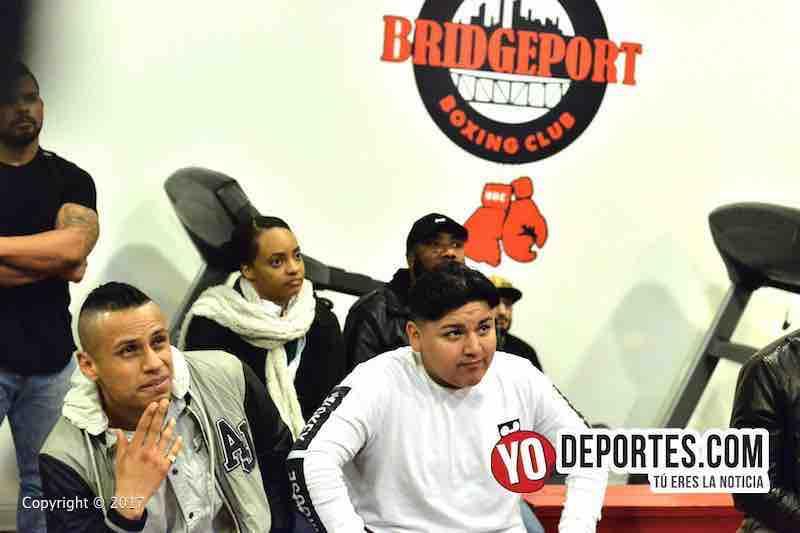 Adrian Granados-Adrien Broner-Bridgeport Boxing Club-aficionados