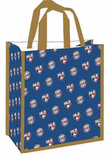 Cubs Reusable Tote Bag presented by MLB Network