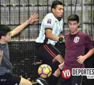 Deportivo DF y CD Vagos a la final de Mundi Soccer League