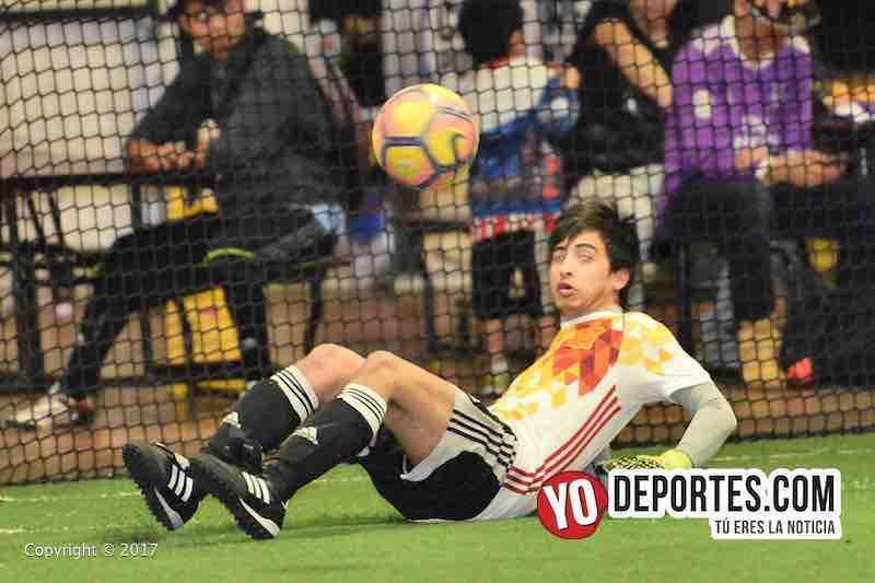 Deportivo DF-CD Vagos-Mundi Soccer League-portero