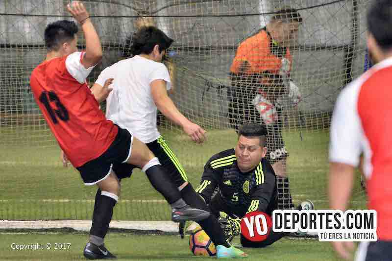 El Progreso-Club Nacional-United States Soccer League indoor soccer