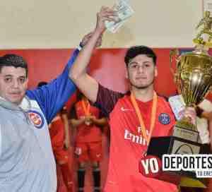 Xonacatla Jr. sin batallar es el campeón en la Liga de Matehuala