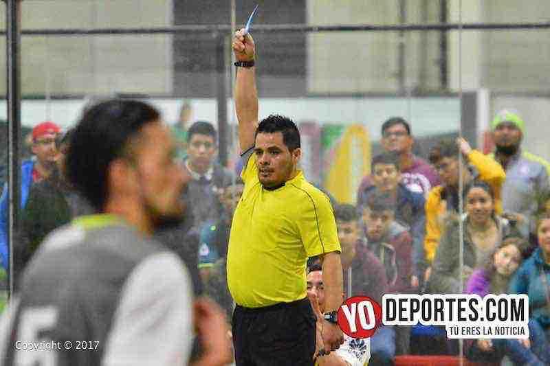 Arbitro Antonio Lopez-La Barona-Boca Jr-Champions-Liga latinoamericana