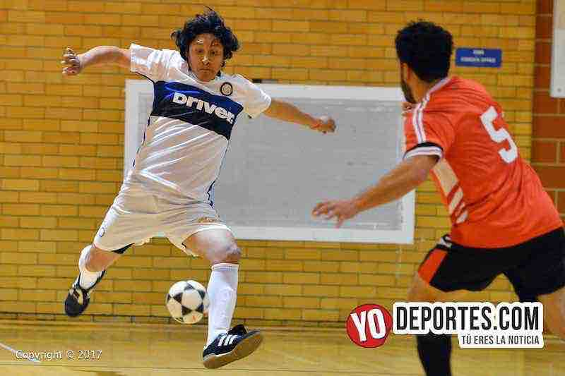 Barcelona-Las Aguilas-Liga Club Deportivo Checa-final sabado