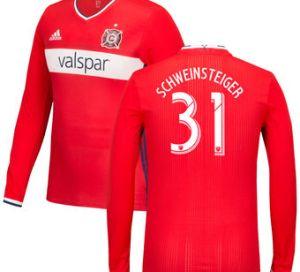 Bastian Schweinsteiger del Manchester United al Chicago Fire