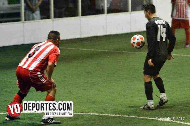 Coculas vs Vikings-Semifinal jueves Chitown Futbol