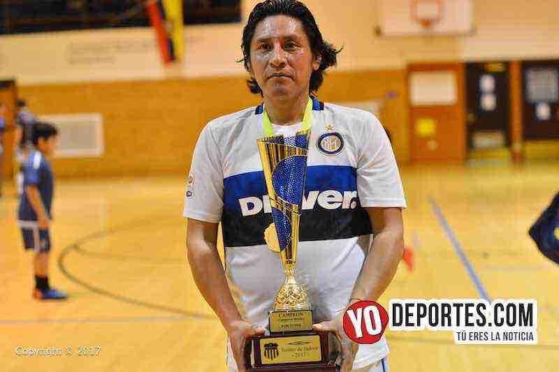 Juan LliuiBarcelona-Las Aguilas-Liga Club Deportivo Checa-final sabado