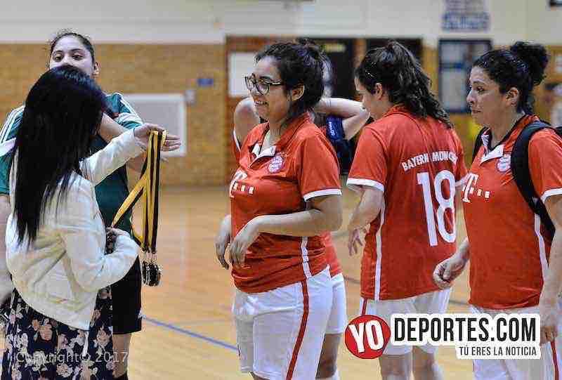 Lady Azteca segundo lugar en Liga Checa