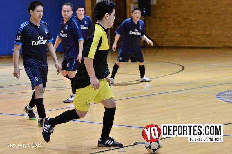 Liga de Cuenca contra La Catolica Final B-Liga Club Deportivo Checa