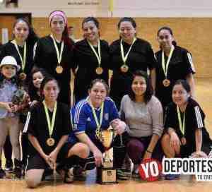 Chicas del Milan campeonas invencibles en la Liga Club Deportivo Checa